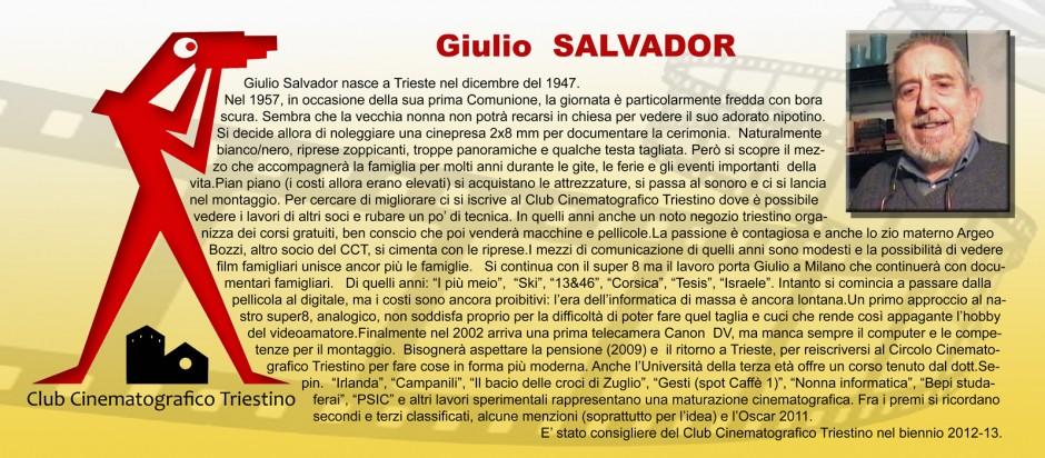 SCHEDA SALVADOR