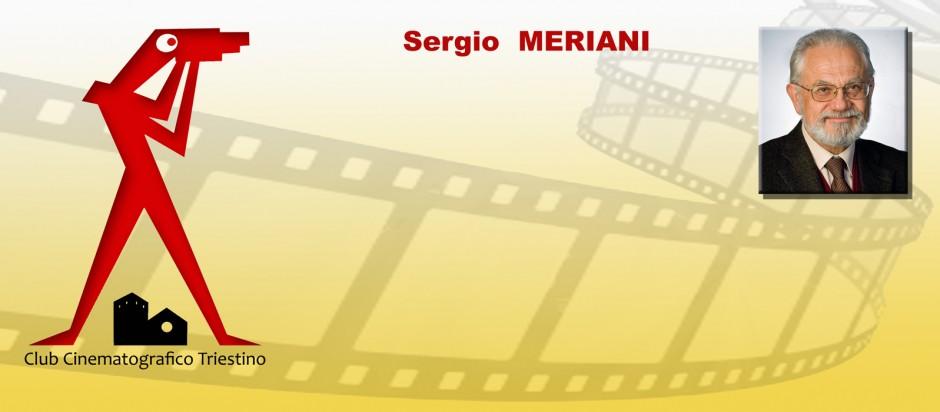 SCHEDA MERIANI SERGIO