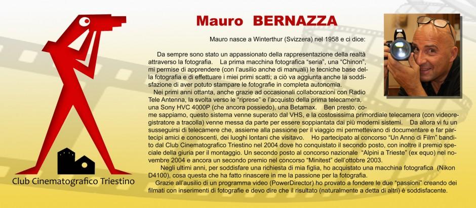 SCHEDA BERNAZZA MAURO