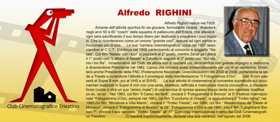 SCHEDA RIGHINI ALFREDO