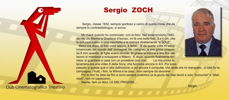 SCHEDA ZOCH SERGIO