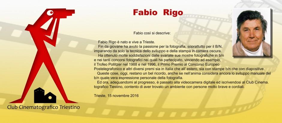 SCHEDA RIGO FABIO